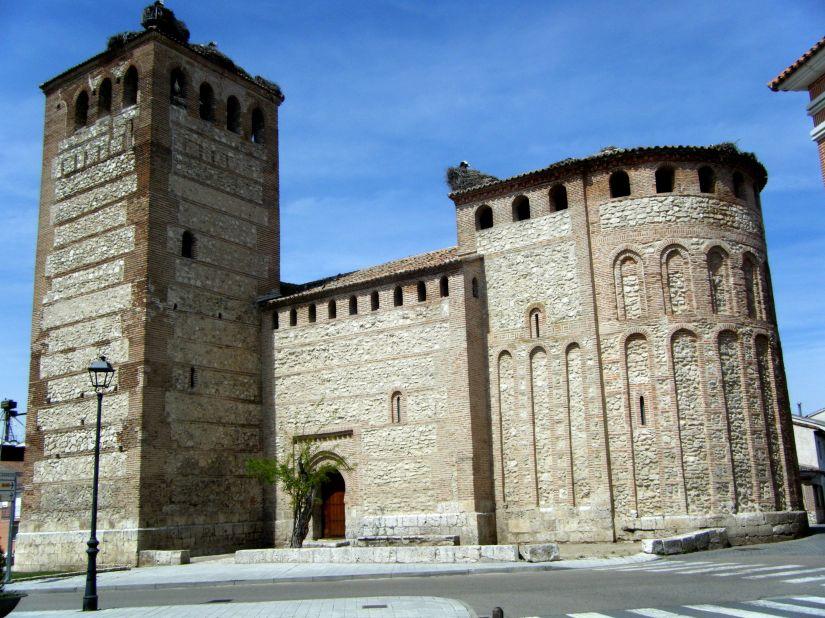 Rutas de Carlos V: Tazones-Tordesillas-Mojados (y3)