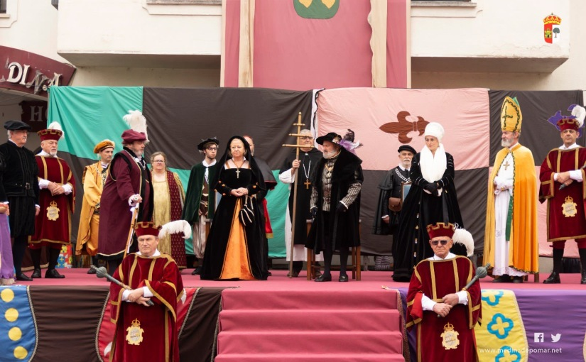 Carlos V, a las puertas de Medina dePomar
