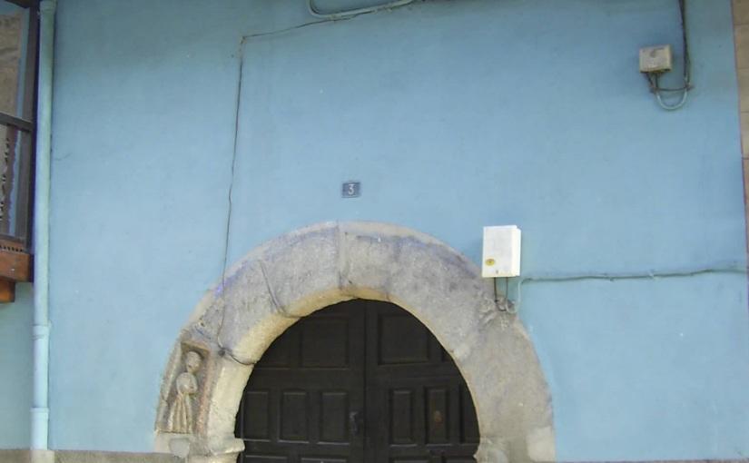 """La """"Maison des poupées"""" à Garganta LaOlla"""