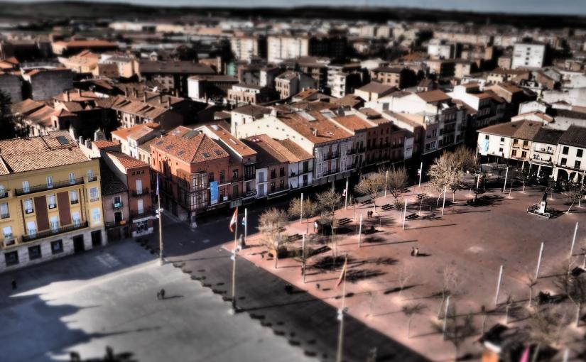 ¿Sabes dónde se encuentra la plaza mayor más grande deEspaña?