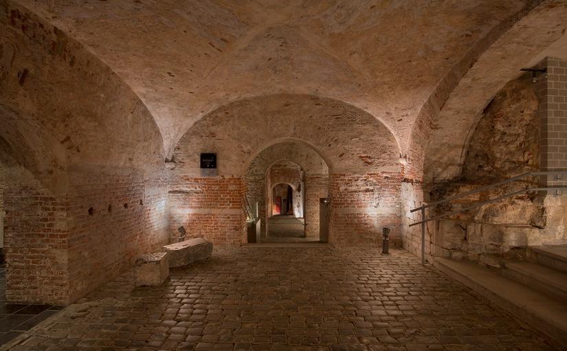 Coudenberg Palace, inphotos